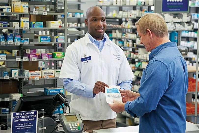 Sams Club Pharmacy - pharmacy  | Photo 1 of 8 | Address: 19091 I-45, Shenandoah, TX 77385, USA | Phone: (936) 271-1760