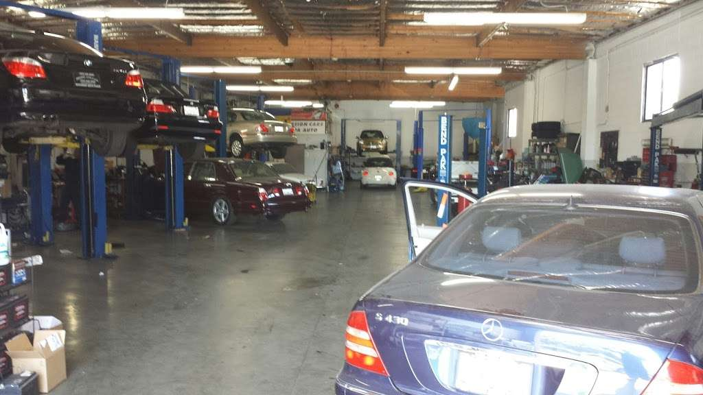 BM European Car Service - car repair  | Photo 9 of 10 | Address: 17120 S Figueroa St, Gardena, CA 90248, USA | Phone: (310) 324-4004