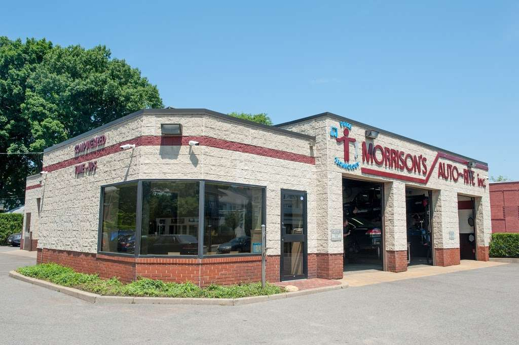 Morrisons Auto Rite - car repair  | Photo 4 of 10 | Address: 475 Centre St, Jamaica Plain, MA 02130, USA | Phone: (617) 522-4444