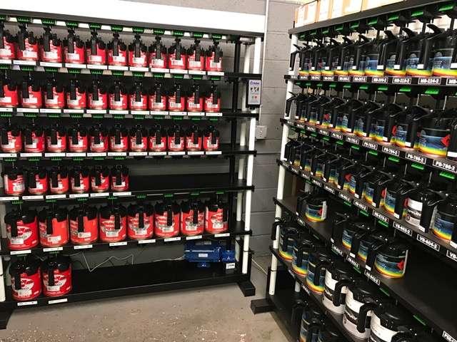 BELLA Auto Body Paint & Tools Inc - car repair  | Photo 4 of 10 | Address: 521 Lexington Ave, Clifton, NJ 07011, USA | Phone: (973) 478-2626