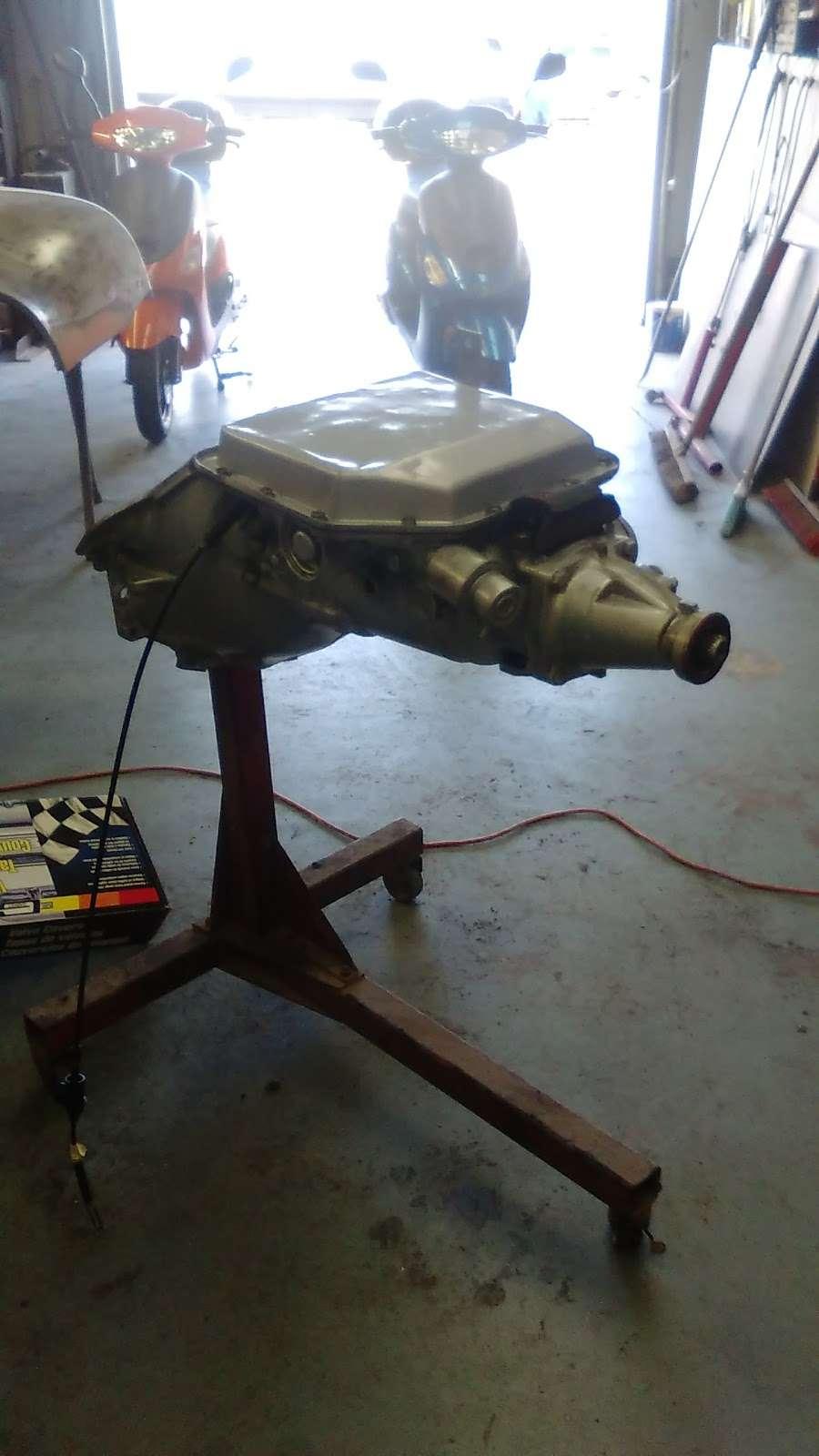 MrCs Automotive Repair And Restoration - car repair  | Photo 10 of 10 | Address: 114 E 12th St, Salisbury, NC 28144, USA | Phone: (336) 554-5501
