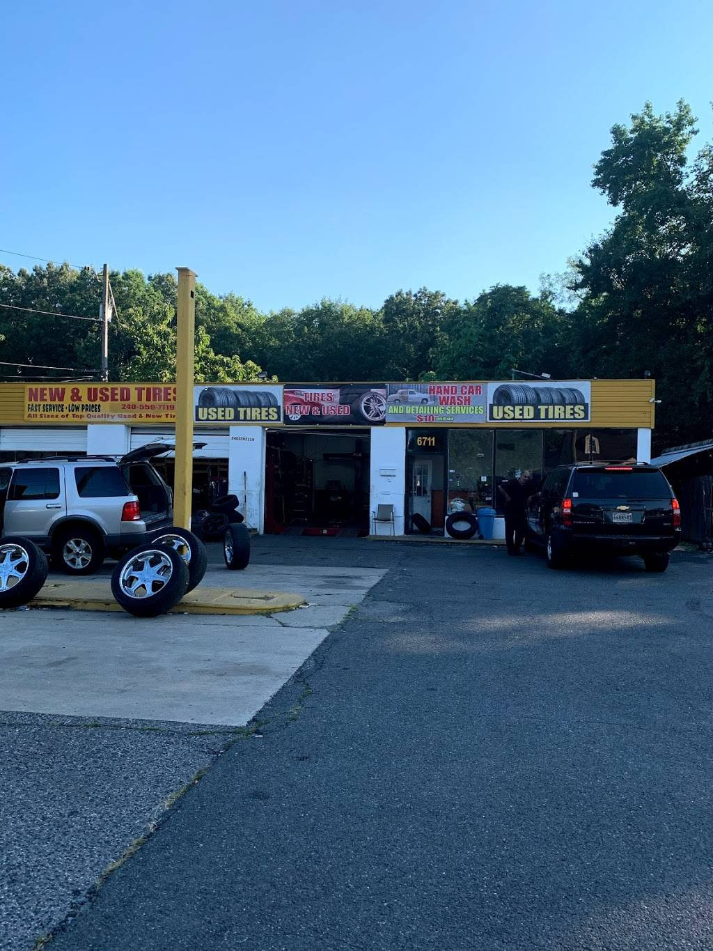Mostafa Auto Service - car repair  | Photo 1 of 4 | Address: 6711 Suitland Rd, Morningside, MD 20746, USA | Phone: (301) 213-6168