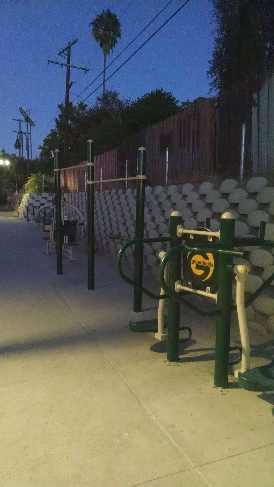 Luis Fitness Equipment - gym  | Photo 1 of 1 | Address: Winnetka, CA 91306, USA
