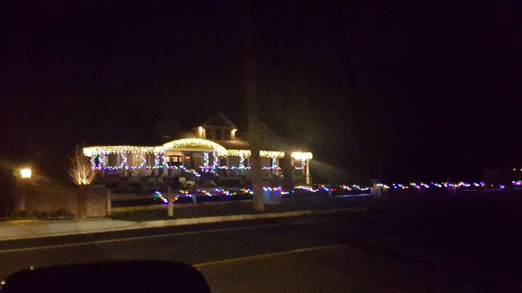 Christmas lights Drive Through - campground  | Photo 1 of 10 | Address: 2263 Vermont Ave, Toms River, NJ 08755, USA