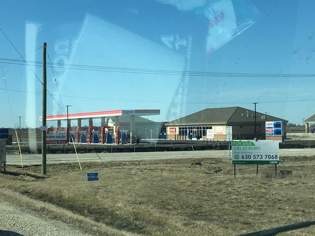 Exxon Wash n Run - gas station  | Photo 2 of 5 | Address: 14602 W Laraway Rd, New Lenox, IL 60451, USA