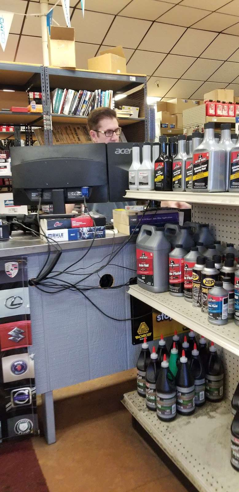 Parts Authority - car repair  | Photo 5 of 10 | Address: 1104 W Guadalupe Rd, Mesa, AZ 85210, USA | Phone: (480) 820-5969