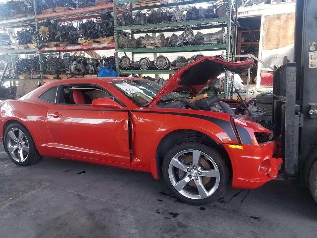 SRT AUTO WRECKING - car repair  | Photo 9 of 10 | Address: 15614 Arrow Route unit b, Fontana, CA 92335, USA | Phone: (909) 346-0004