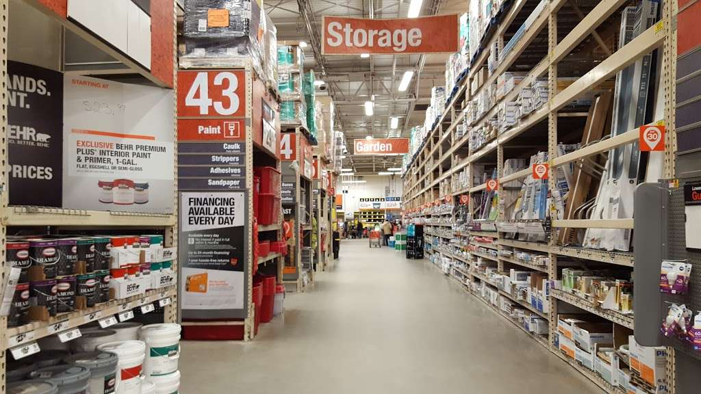 The Home Depot - hardware store  | Photo 9 of 10 | Address: 550 Hamilton Ave, Brooklyn, NY 11232, USA | Phone: (718) 832-8553