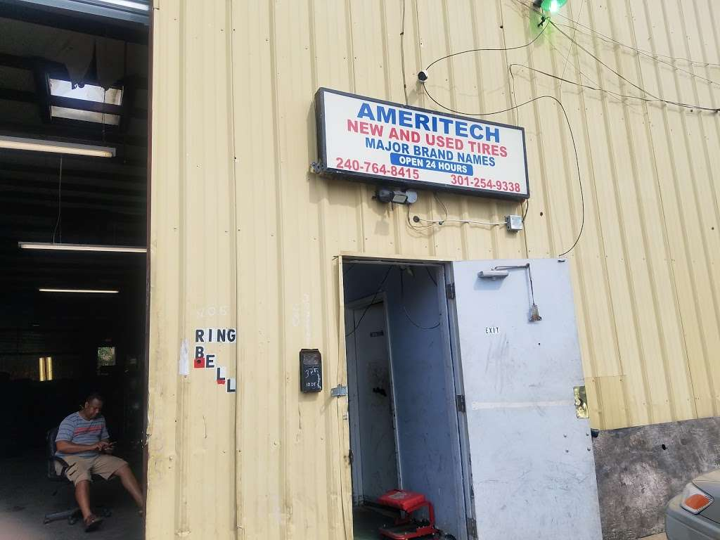 Ameritech Tire Inc. New & Used tires..24hrs tireshop - car repair  | Photo 2 of 10 | Address: 1205 Marblewood Ave, Capitol Heights, MD 20743, USA | Phone: (240) 764-8415
