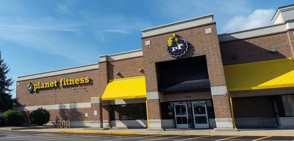 Planet Fitness 6529 S 27th St Franklin Wi 53132 Usa
