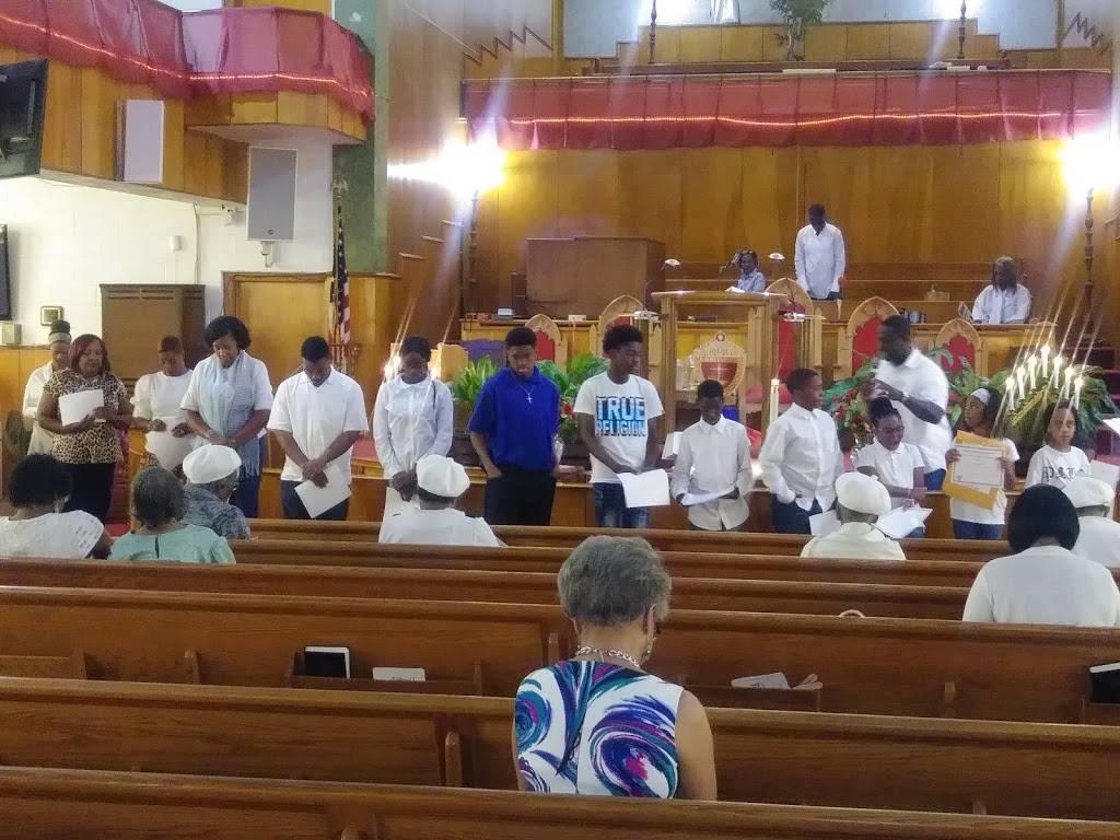 St. Paul Church - church  | Photo 2 of 10 | Address: 2260 Hunt St, Detroit, MI 48207, USA | Phone: (313) 567-9643