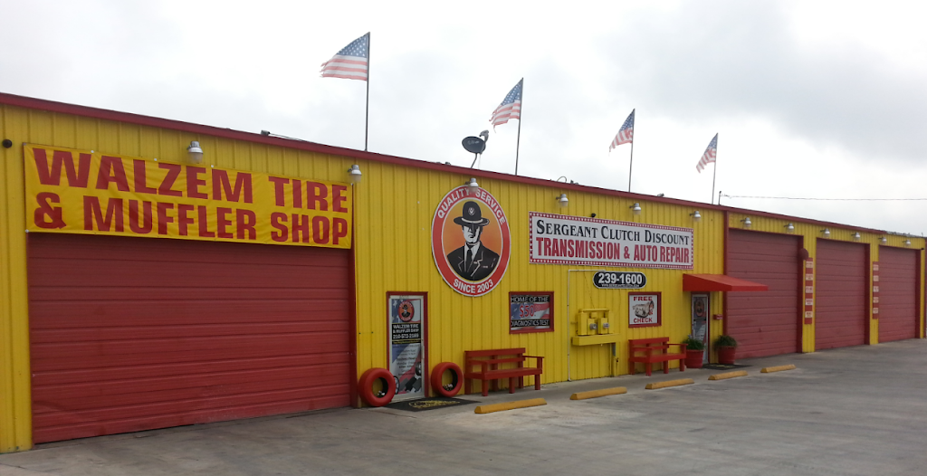 Sergeant Clutch Certified Engine & Transmission Repair Shop - car repair  | Photo 1 of 10 | Address: 6557 Walzem Rd, San Antonio, TX 78239, USA | Phone: (210) 239-1600
