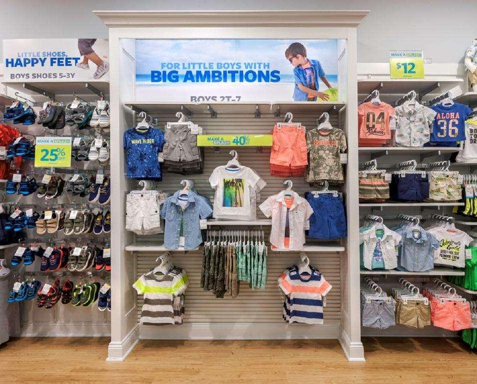 Carters - shoe store  | Photo 5 of 10 | Address: 8200 Vineland Ave #1112, Orlando, FL 32821, USA | Phone: (407) 477-0472