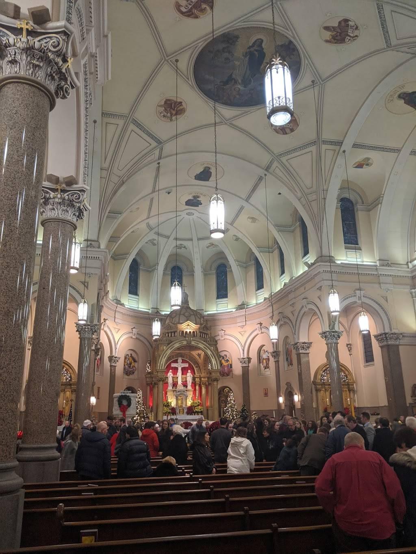St Mary Church - church  | Photo 4 of 6 | Address: 210 Garnier St, Pittsburgh, PA 15215, USA | Phone: (412) 784-8700
