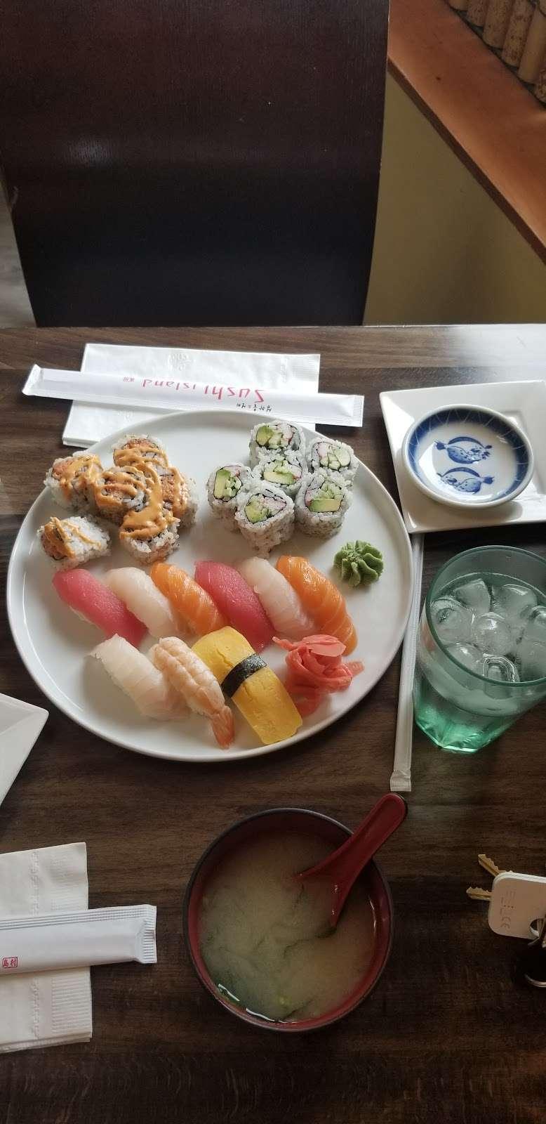 Sushi Island - restaurant  | Photo 3 of 8 | Address: 520 Bergen Blvd, Palisades Park, NJ 07650, USA | Phone: (201) 346-9006
