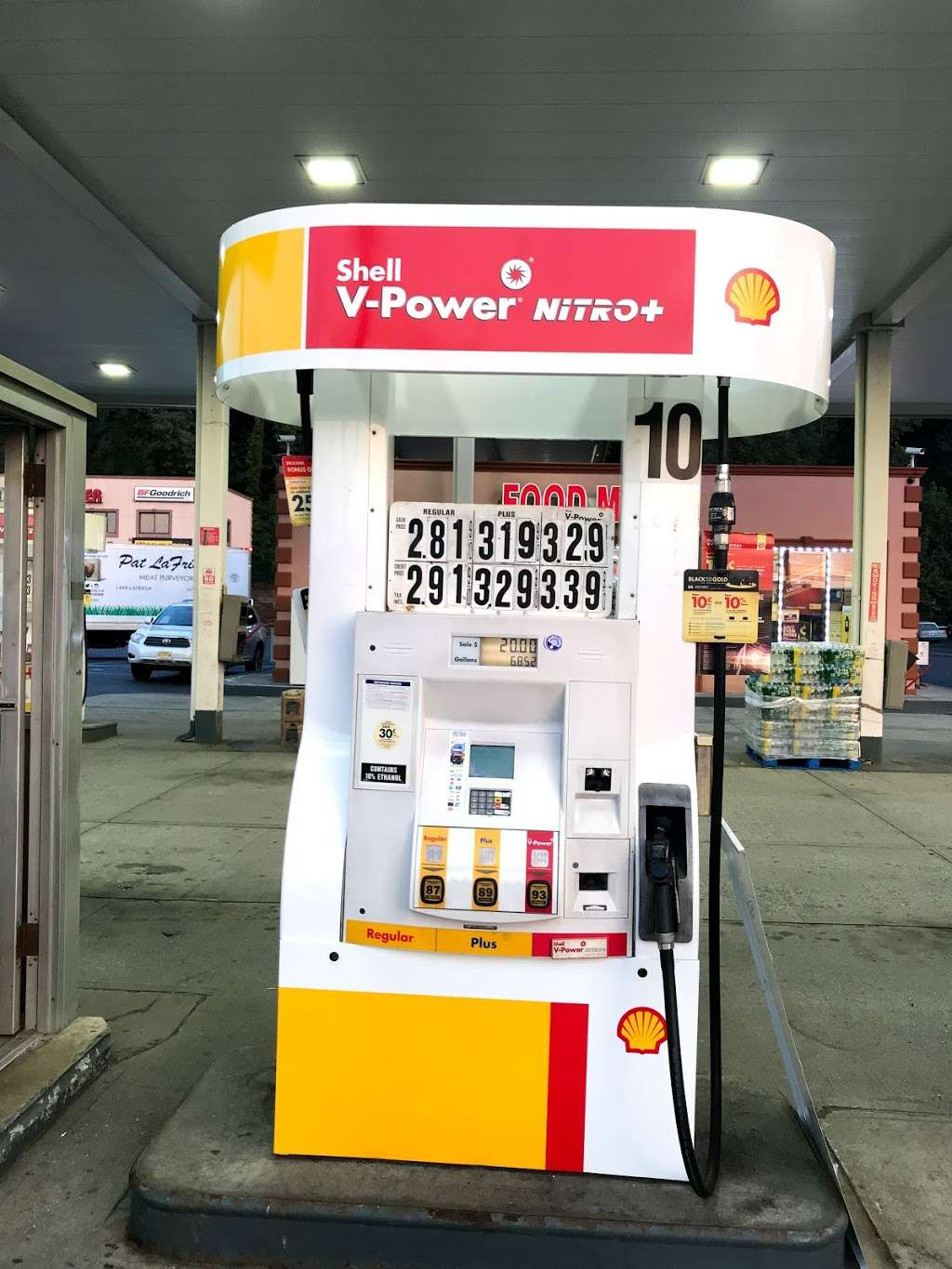 Shell - gas station  | Photo 2 of 10 | Address: 1810 Tonnelle Ave, North Bergen, NJ 07047, USA | Phone: (201) 271-0905
