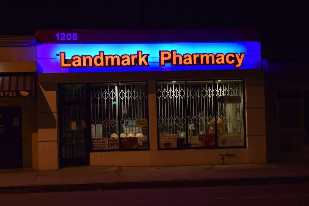 Landmark Specialty Pharmacy - pharmacy    Photo 2 of 3   Address: 1208 W Magnolia Blvd, Burbank, CA 91506, USA   Phone: (818) 260-0010