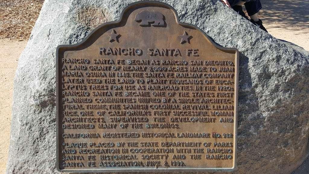 Rancho Santa Fe Historical Society - museum  | Photo 3 of 6 | Address: 6036 La Flecha, Rancho Santa Fe, CA 92067, USA | Phone: (858) 756-9291