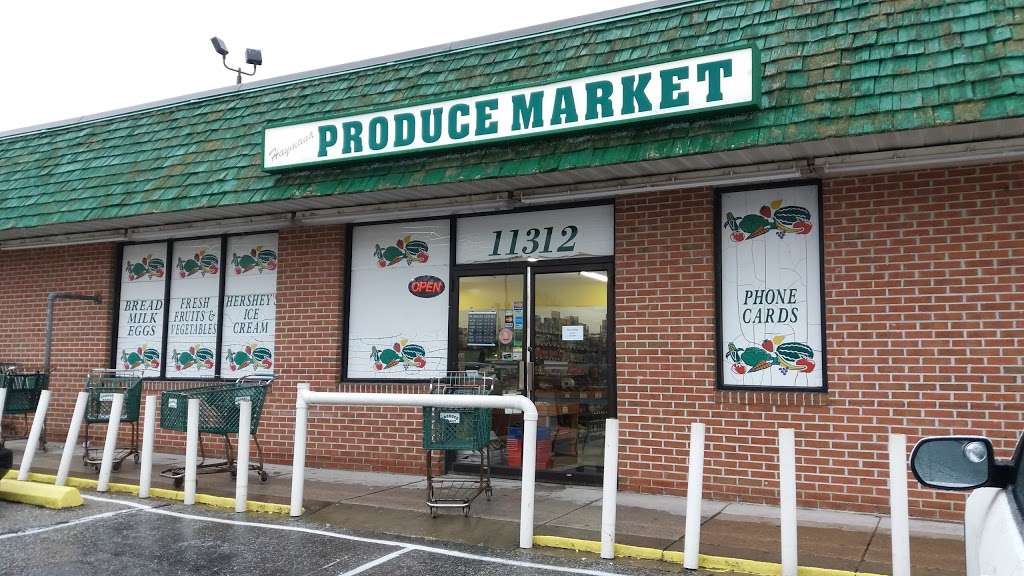 Haymana Produce Market - store  | Photo 3 of 10 | Address: 11312 Reisterstown Rd, Owings Mills, MD 21117, USA | Phone: (410) 998-3100