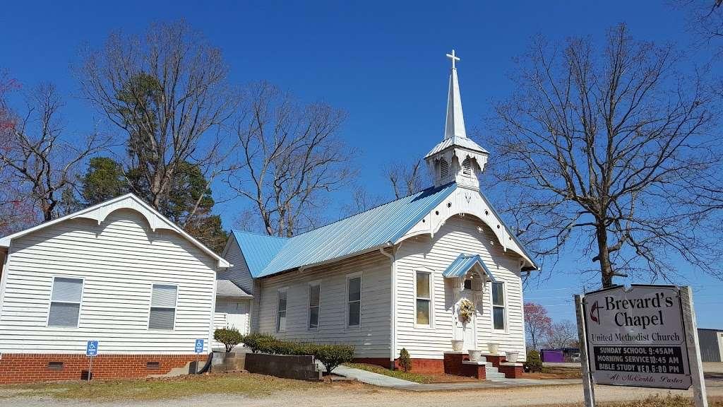 Brevard Chapel Untd Methodist Church - church  | Photo 2 of 2 | Address: 6943 Campground Rd, Denver, NC 28037, USA | Phone: (704) 483-7446