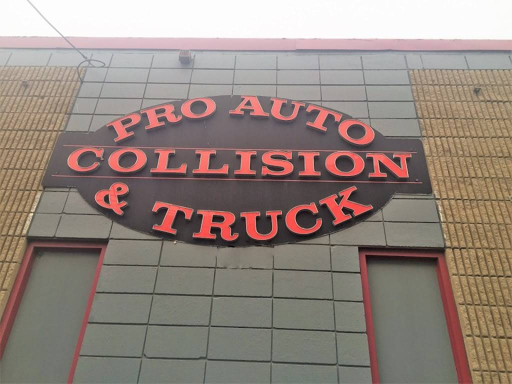 Pro Auto & Truck Collision - car repair  | Photo 1 of 1 | Address: 12-14 Rover St, Everett, MA 02149, USA | Phone: (617) 381-9424