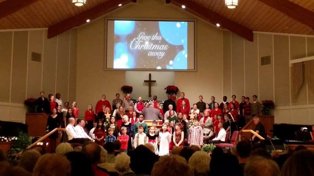 Redland Baptist Church - church    Photo 6 of 7   Address: 6922 Muncaster Mill Rd, Derwood, MD 20855, USA   Phone: (301) 977-1000