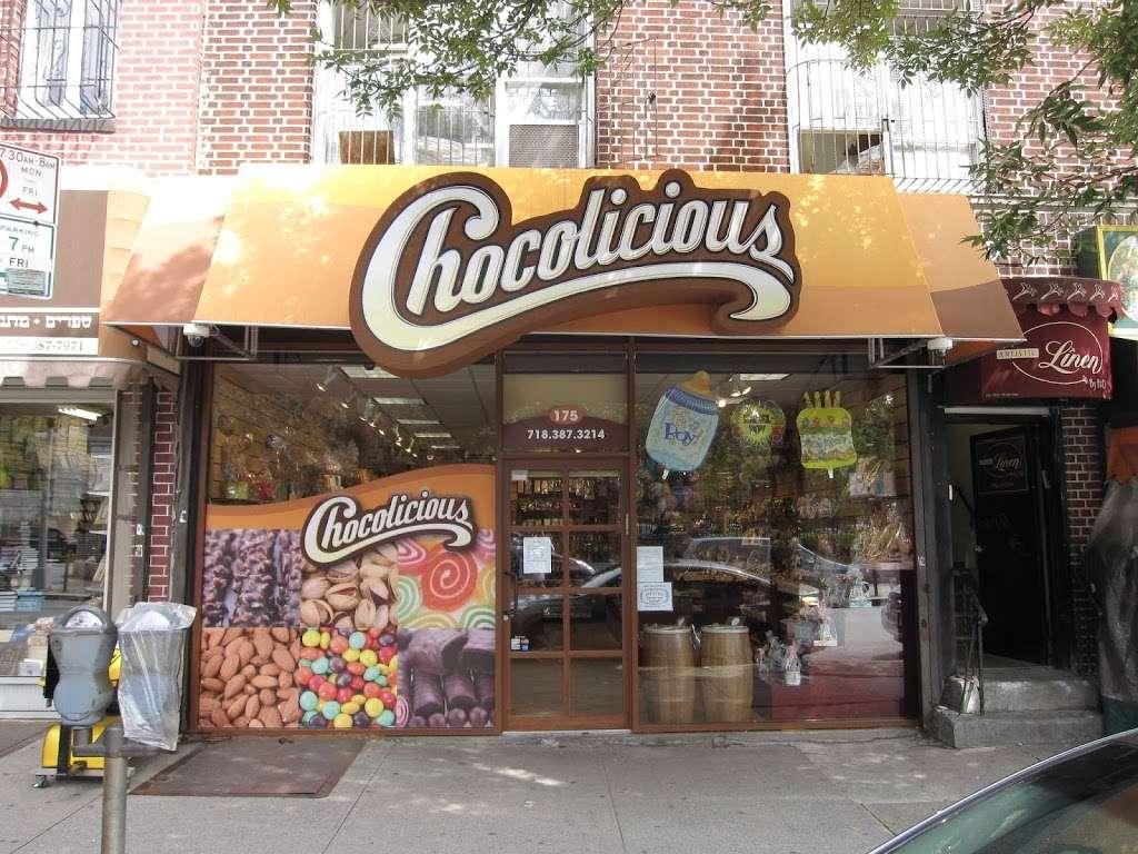 Chocolicious NY - store  | Photo 3 of 10 | Address: 175 Division Ave, Brooklyn, NY 11211, USA | Phone: (888) 969-6069