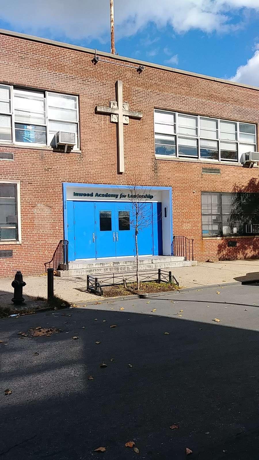 Inwood Academy for Leadership Charter School - school  | Photo 1 of 10 | Address: 433 W 204th St, New York, NY 10034, USA | Phone: (646) 665-5570
