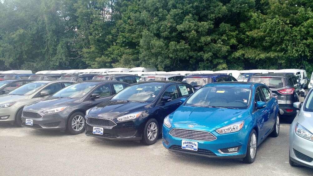 Franklin Ford - car rental  | Photo 8 of 10 | Address: 175 East Central Street, Franklin, MA 02038, USA | Phone: (508) 570-4022
