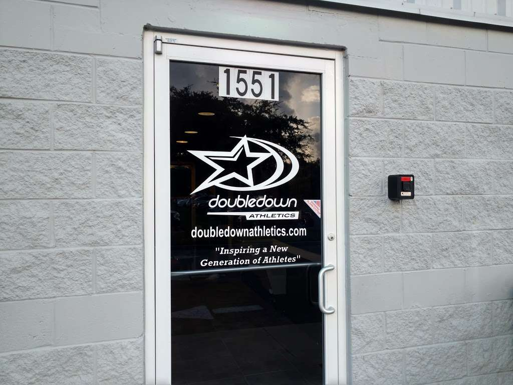 Double Down Athletics - gym  | Photo 10 of 10 | Address: 1551 Swanson Dr, Oviedo, FL 32765, USA | Phone: (407) 365-8021