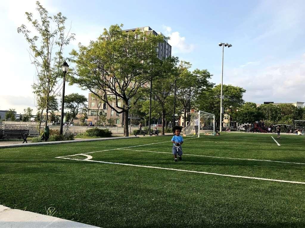 LoPresti Park - park  | Photo 9 of 10 | Address: 33 Sumner St, Boston, MA 02128, USA | Phone: (617) 635-4505