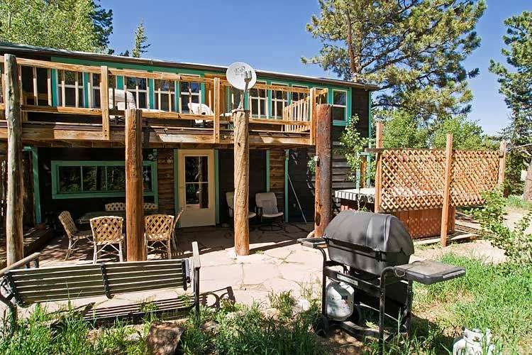 Hideout Cabins - real estate agency  | Photo 3 of 5 | Address: Allenspark, CO 80510, USA | Phone: (303) 652-6114