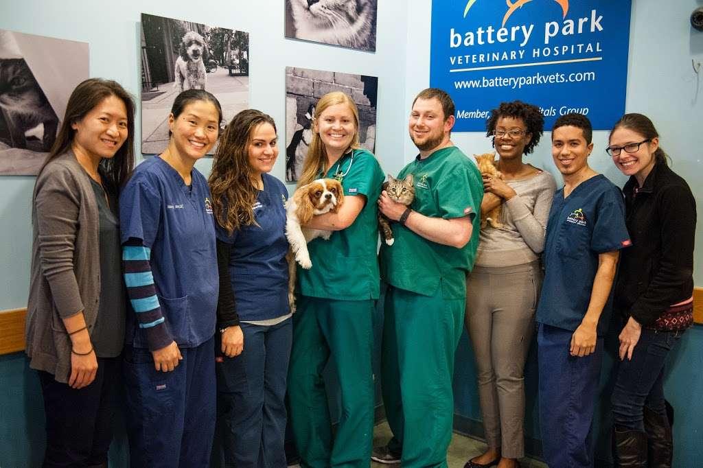 Battery Park Veterinary Hospital - dentist  | Photo 9 of 10 | Address: 21 South End Ave, New York, NY 10280, USA | Phone: (646) 561-9225