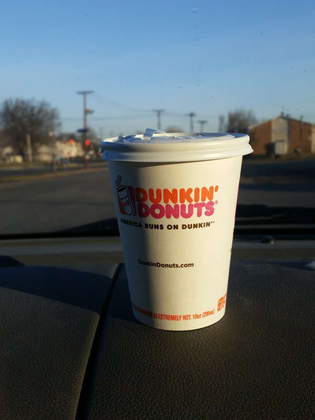 Dunkin Donuts - cafe  | Photo 4 of 10 | Address: 250 Bergen Turnpike, Little Ferry, NJ 07643, USA | Phone: (201) 373-0373