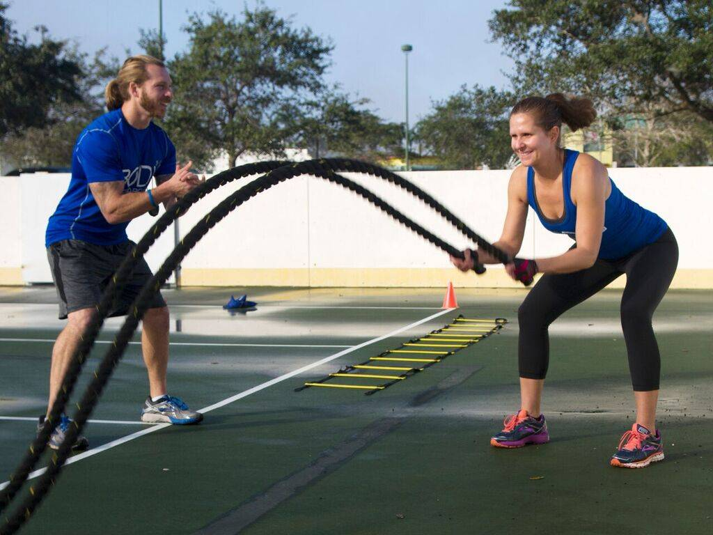 Body Therapeutix Outdoor Fitness - gym  | Photo 1 of 3 | Address: 1381 NW 129th Ave, Pembroke Pines, FL 33026, USA | Phone: (954) 790-3551