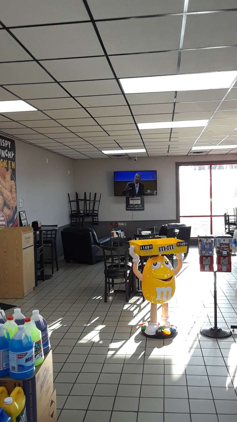 HANKS TRUCK STOP - gas station  | Photo 7 of 10 | Address: 1799 US-30, Hanna, IN 46340, USA | Phone: (219) 797-2244
