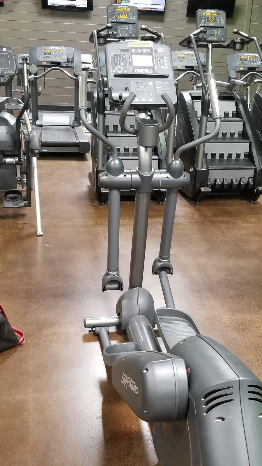 Fit Republic - gym  | Photo 4 of 10 | Address: 934 Perimeter Dr, Manteca, CA 95337, USA | Phone: (209) 707-3272