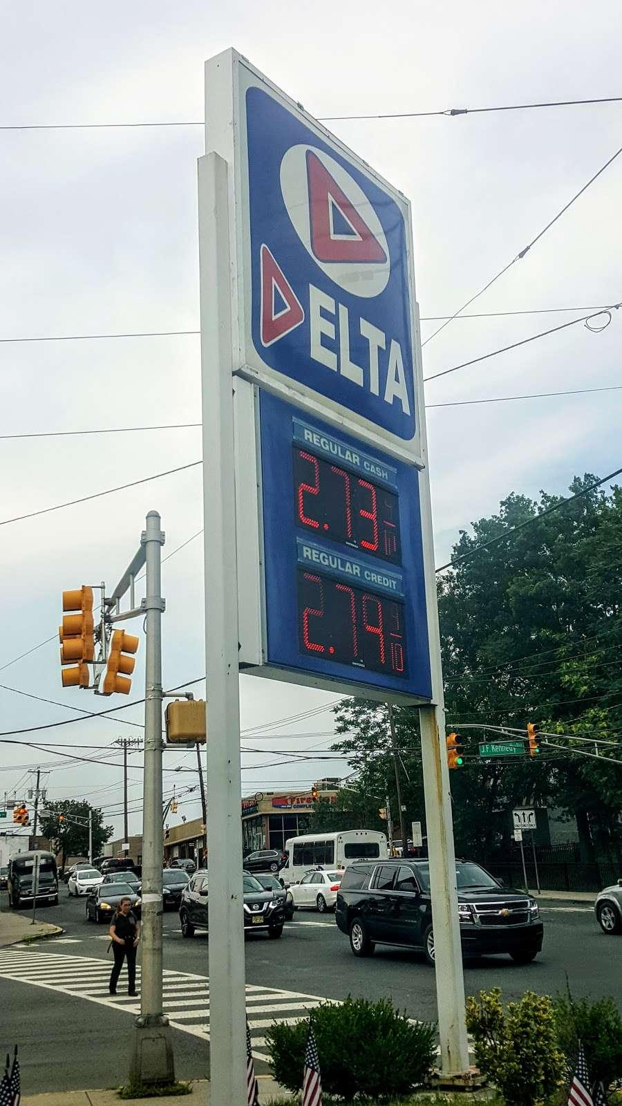Delta Gas Station - gas station  | Photo 5 of 9 | Address: 9280 John Fitzgerald Kennedy Blvd, North Bergen, NJ 07047, USA | Phone: (201) 854-3800