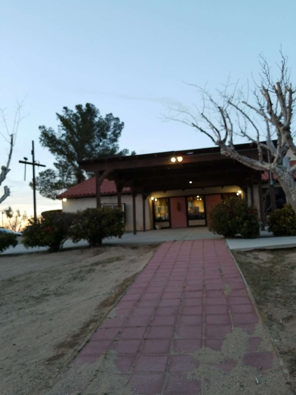 St Philip Neri Catholic Church - church  | Photo 1 of 7 | Address: 25333 3rd St, Barstow, CA 92311, USA | Phone: (760) 253-5412