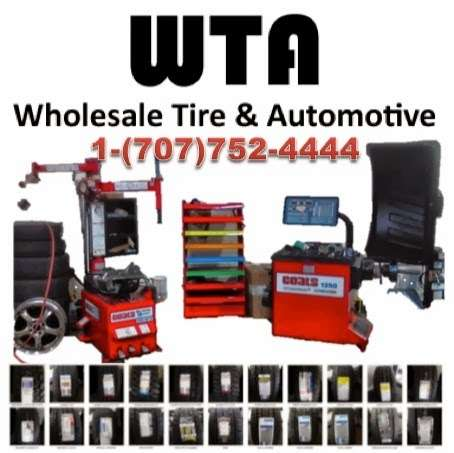 Wholesale Tire and Automotive - car repair  | Photo 5 of 10 | Address: 4650 E 2nd St, Benicia, CA 94510, USA | Phone: (707) 752-4444