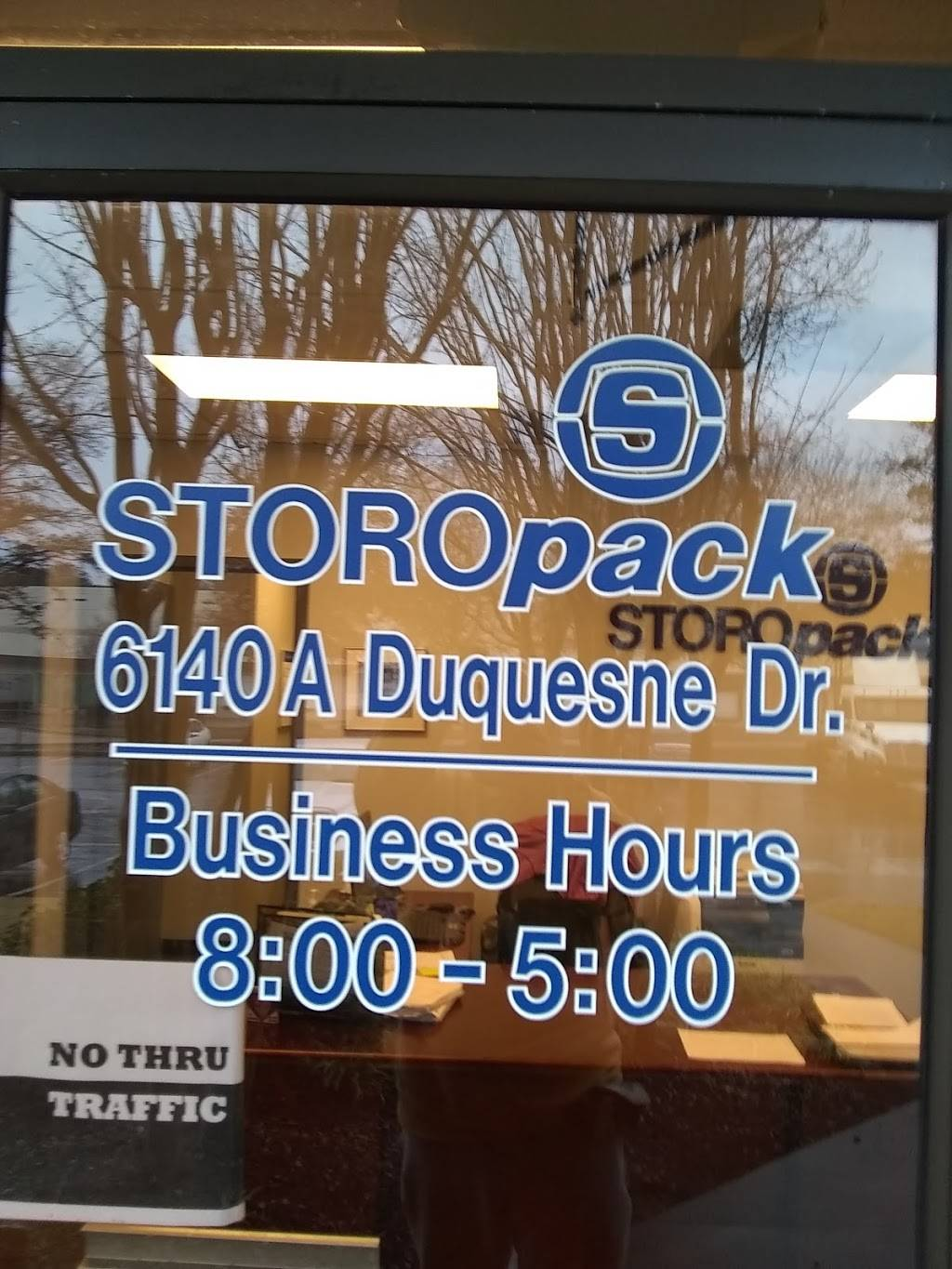 Storopack, Inc. - store  | Photo 5 of 6 | Address: 6140 Duquesne Dr SW, Atlanta, GA 30336, USA | Phone: (404) 344-6451