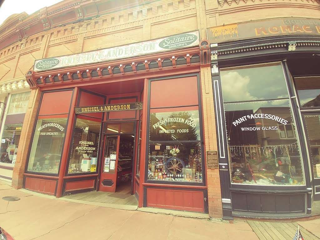 Kneisel & Anderson - store  | Photo 10 of 10 | Address: 511 Sixth St, Georgetown, CO 80444, USA | Phone: (303) 569-2650