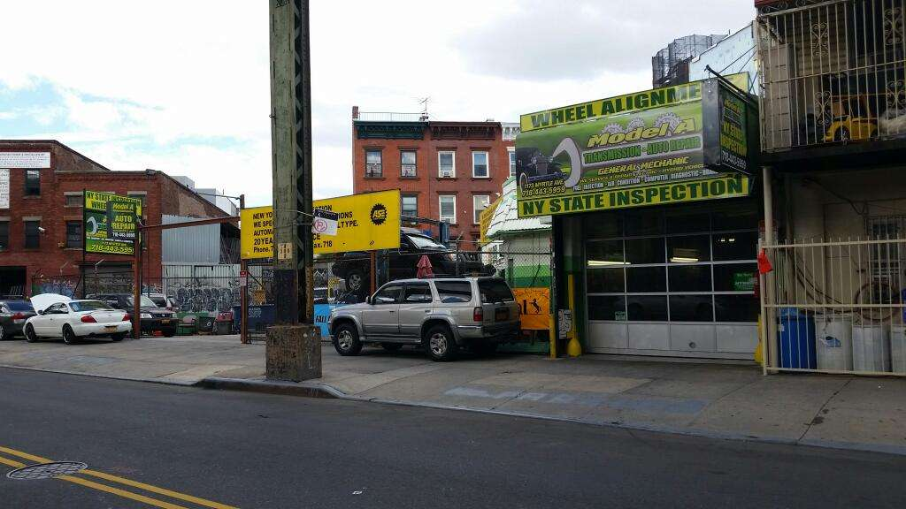 Model A Transmission & Auto Repair - car repair  | Photo 2 of 5 | Address: 1173 Myrtle Ave, Brooklyn, NY 11221, USA | Phone: (718) 443-5959