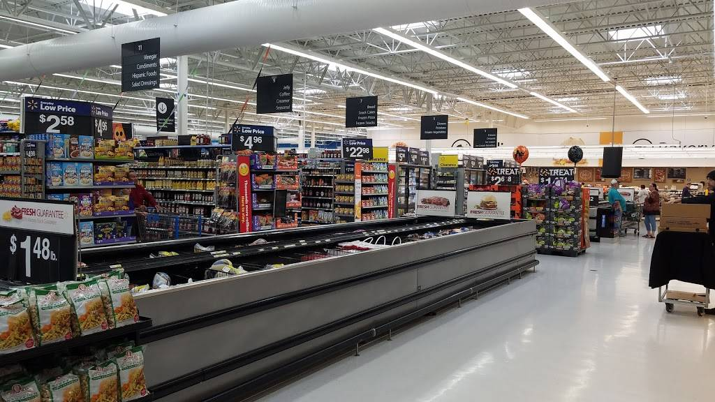 Walmart Supercenter - department store  | Photo 5 of 10 | Address: 1130 S Main St, Kernersville, NC 27284, USA | Phone: (336) 992-2343