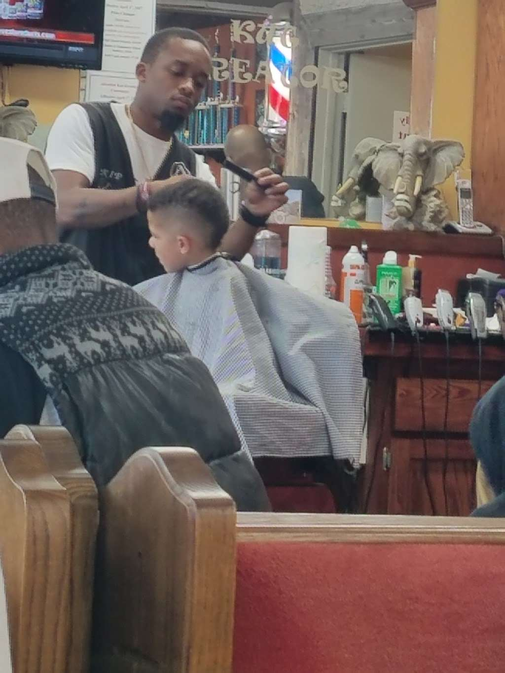 Kut Kreator Barber Shop - hair care  | Photo 2 of 4 | Address: 875 Albright Rd, Rock Hill, SC 29730, USA | Phone: (803) 980-1978