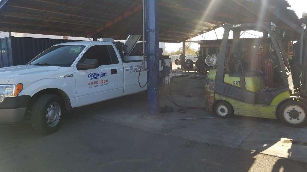 Nunez Tire - car repair    Photo 4 of 7   Address: 3101 W Buckeye Rd, Phoenix, AZ 85009, USA   Phone: (602) 455-8709