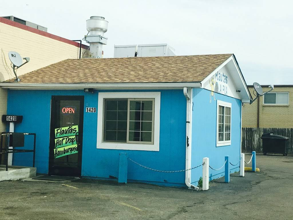 Flautas La Pila - restaurant  | Photo 6 of 8 | Address: 1420 S Federal Blvd, Denver, CO 80219, USA | Phone: (303) 922-0984