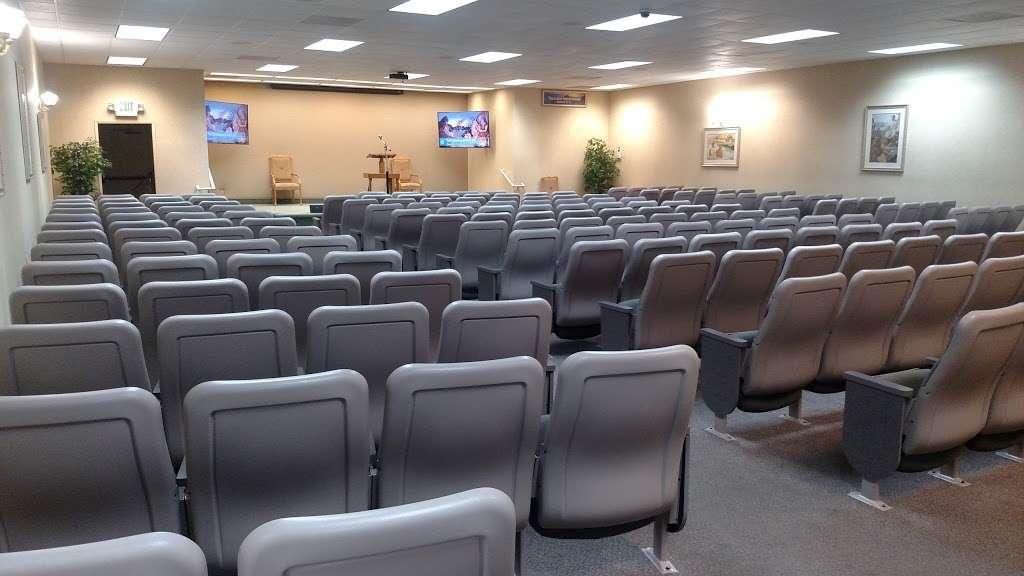 Kingdom Hall of Jehovah's Witnesses - church  | Photo 1 of 10 | Address: 12121 Atlantic Ave, Lynwood, CA 90262, USA | Phone: (310) 635-9056