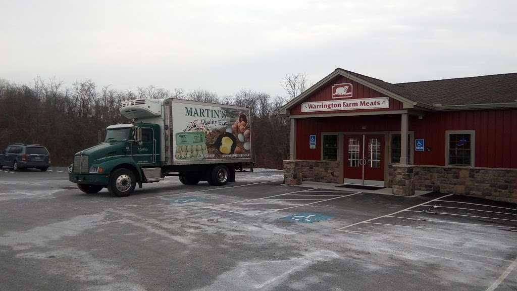 Warrington Farm Meats Butcher Shop - store  | Photo 4 of 4 | Address: 9773, 156 Old Cabin Hollow Rd, Dillsburg, PA 17019, USA | Phone: (717) 432-5229