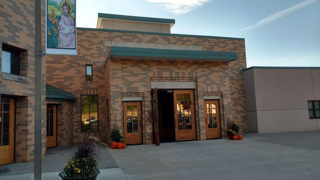 Good Shepherd Catholic Church - church  | Photo 5 of 10 | Address: 12800 W 75th St, Shawnee, KS 66216, USA | Phone: (913) 631-7116
